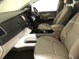 2015 Kia Carnival YP MY15 SI White 6 Speed Sports Automatic Wagon