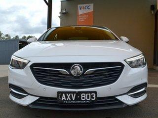 2017 Holden Commodore ZB MY18 LT Liftback White 9 Speed Sports Automatic Liftback
