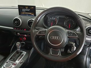 2013 Audi A3 8V MY14 Ambition S Tronic Grey 7 Speed Sports Automatic Dual Clutch Sedan