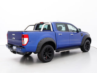 2016 Ford Ranger PX MkII XLT 3.2 (4x4) Blue 6 Speed Automatic Double Cab Pick Up