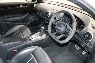 2018 Audi RS 3 8V MY18 Quattro White 7 Speed Auto Dual Clutch Sedan