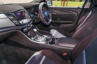 2015 Holden Commodore VF II MY16 SV6 Silver 6 Speed Sports Automatic Sedan