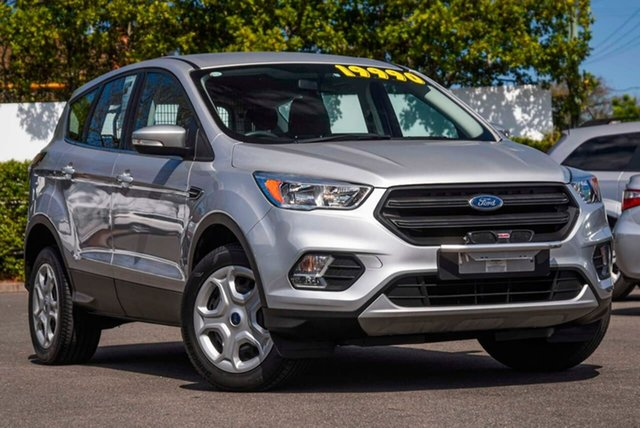 Used Ford Escape ZG Ambiente Mount Gravatt, 2016 Ford Escape ZG Ambiente Silver 6 Speed Sports Automatic SUV