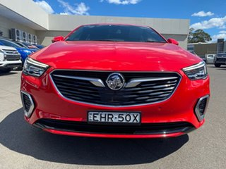 2017 Holden Commodore ZB MY18 VXR Liftback AWD Red 9 Speed Sports Automatic Liftback.