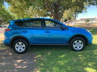 2016 Toyota RAV4 ALA49R GX AWD Blue Gem 6 Speed Sports Automatic Wagon
