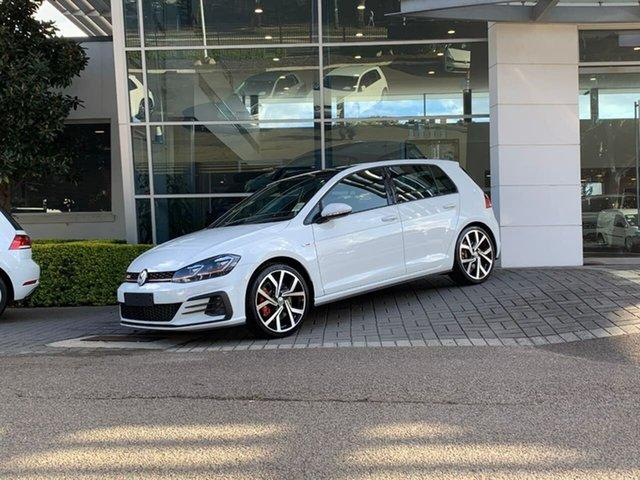 Demo Volkswagen Golf 7.5 MY20 GTI DSG, 2020 Volkswagen Golf 7.5 MY20 GTI DSG White 7 Speed Sports Automatic Dual Clutch Hatchback