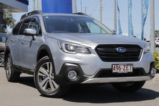 2019 Subaru Outback B6A MY20 2.5i CVT AWD Sports Premium Ice Silver 7 Speed Constant Variable Wagon.