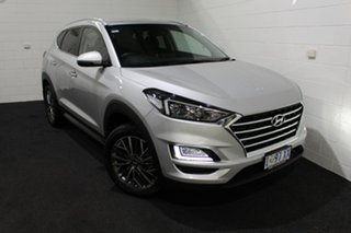 2020 Hyundai Tucson TL3 MY20 Elite AWD Silver 8 Speed Sports Automatic Wagon.