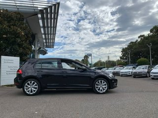 2020 Volkswagen Golf 7.5 MY20 110TSI DSG Highline Black 7 Speed Sports Automatic Dual Clutch.