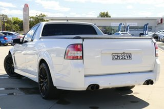 2014 Holden Ute VF SV6 White 6 Speed Manual Utility.