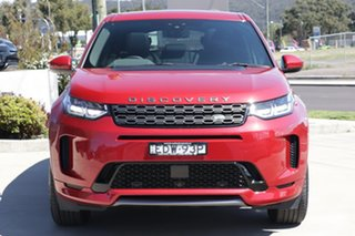 2019 Land Rover Discovery Sport L550 20MY R-Dynamic S Firenze Red 9 Speed Sports Automatic Wagon