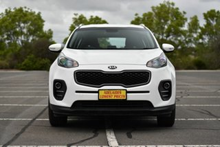 2017 Kia Sportage QL MY17 Si 2WD White 6 Speed Sports Automatic Wagon.