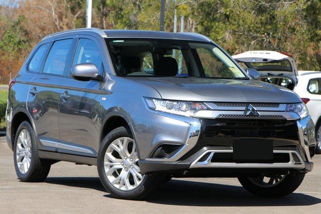 Used Mitsubishi Outlander ZL MY20 ES AWD, 2020 Mitsubishi Outlander ZL MY20 ES AWD Titanium 6 Speed Constant Variable Wagon
