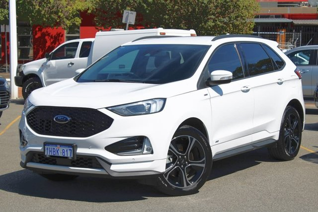 Used Ford Endura CA 2019MY ST-Line Midland, 2019 Ford Endura CA 2019MY ST-Line White 8 Speed Sports Automatic Wagon