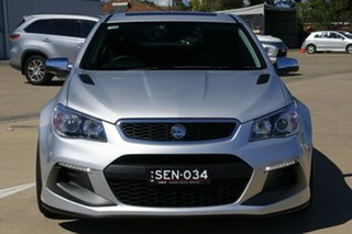 2017 Holden Special Vehicles Senator Gen F2 Signature 30TH Edition Silver 6 Speed