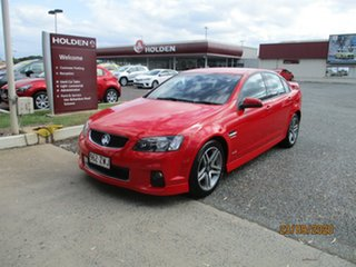 2012 Holden Commodore VE II MY12 SV6 Red Hot 6 Speed Sports Automatic Sedan.