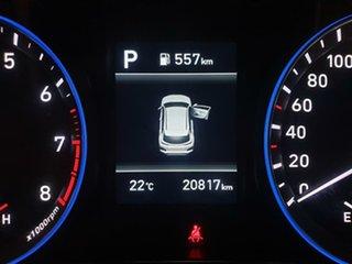 2019 Hyundai Kona OS.2 MY19 Elite D-CT AWD Yellow 7 Speed Sports Automatic Dual Clutch Wagon