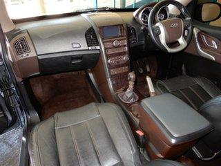 2012 Mahindra XUV500 (FWD) Grey 6 Speed Manual Wagon.