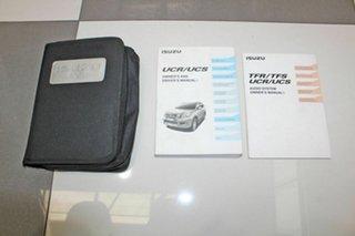 2015 Isuzu MU-X UC MY15 LS-M (4x4) White 5 Speed Automatic Wagon