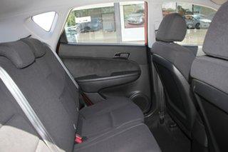 2009 Hyundai i30 FD MY09 SX Shine Red 4 Speed Automatic Hatchback
