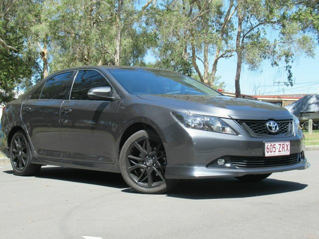 Used Toyota Aurion GSV50R Sportivo, 2017 Toyota Aurion GSV50R Sportivo Grey 6 Speed Sports Automatic Sedan