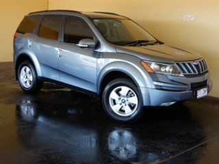 2012 Mahindra XUV500 (FWD) Grey 6 Speed Manual Wagon.
