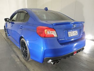 2017 Subaru WRX V1 MY17 do Edition AWD Blue 6 Speed Manual Sedan