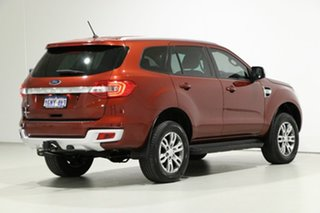 2018 Ford Everest UA MY18 Trend (RWD) Red 6 Speed Automatic SUV