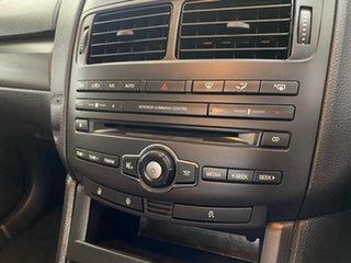 2014 Ford Falcon FG X White 6 Speed Auto Seq Sportshift Utility