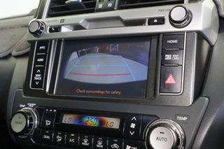 2015 Toyota Landcruiser Prado KDJ150R MY14 VX Silver 5 Speed Sports Automatic Wagon