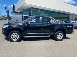 2012 Holden Colorado RG MY13 LTZ Space Cab Black 5 Speed Manual Utility