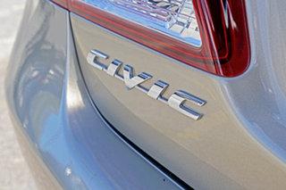 2008 Honda Civic 8th Gen MY08 VTi Beige 5 Speed Automatic Sedan