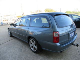 2006 Holden Commodore VZ Executive Blue 4 Speed Automatic Wagon