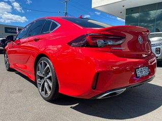 2017 Holden Commodore ZB MY18 VXR Liftback AWD Red 9 Speed Sports Automatic Liftback
