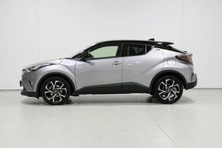 2017 Toyota C-HR NGX10R (2WD) Silver Continuous Variable Wagon