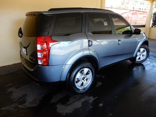 2012 Mahindra XUV500 (FWD) Grey 6 Speed Manual Wagon
