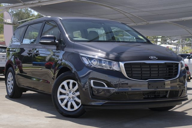 Demo Kia Carnival YP MY20 S, 2020 Kia Carnival YP MY20 S Panthera Metal 8 Speed Sports Automatic Wagon