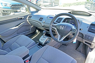 2008 Honda Civic 8th Gen MY08 VTi Beige 5 Speed Automatic Sedan