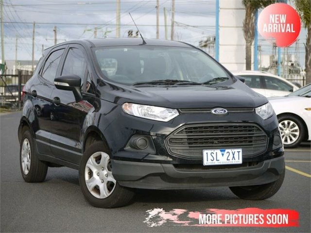 Used Ford Ecosport BK Ambiente, 2015 Ford Ecosport BK Ambiente 6 Speed Sports Automatic Dual Clutch Wagon