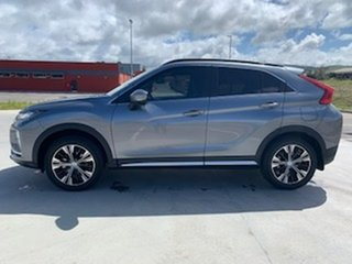 2019 Mitsubishi Eclipse Cross YA MY19 Exceed 2WD Grey 8 Speed Constant Variable Wagon