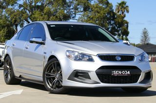 2017 Holden Special Vehicles Senator Gen F2 Signature 30TH Edition Silver 6 Speed.