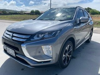 2019 Mitsubishi Eclipse Cross YA MY19 Exceed 2WD Grey 8 Speed Constant Variable Wagon.