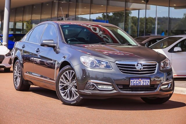 Used Holden Calais VF II MY17 , 2017 Holden Calais VF II MY17 Grey 6 Speed Sports Automatic Sedan