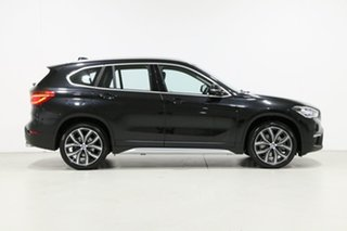 2019 BMW X1 F48 LCI xDrive 25I Black 8 Speed Automatic Wagon