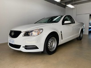 2017 Holden Ute VF II White 6 Speed Automatic Utility