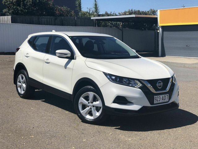 Used Nissan Qashqai J11 Series 2 ST X-tronic, 2019 Nissan Qashqai J11 Series 2 ST X-tronic White 1 Speed Constant Variable Wagon