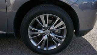 2012 Lexus RX GYL15R MY12 RX450h Luxury Grey 6 Speed Constant Variable Wagon