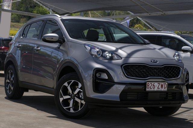 Demo Kia Sportage QL MY20 S 2WD, 2020 Kia Sportage QL MY20 S 2WD Steel Grey 6 Speed Sports Automatic Wagon