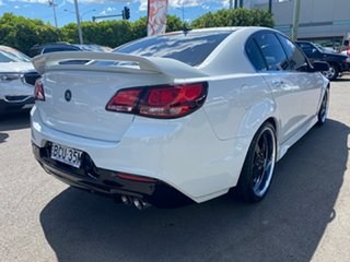 2014 Holden Commodore VF MY15 SS V White 6 Speed Sports Automatic Sedan