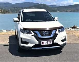 2017 Nissan X-Trail T32 Series II ST 2WD Continuous Variable.